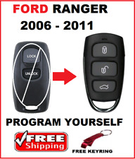Ford Ranger Remote Control Fob key less entry 2006 2007 2008 2009 2010 2011