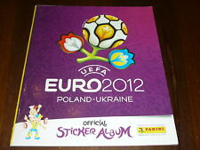 ALBUM PANINI EURO 2012 POLAND-UKRAINE VUOTO - MAGAZZINO !!