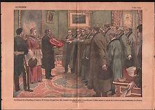 Principauté d'Andorre Principat d'Andorra Evêque Perpignan 1925 ILLUSTRATION