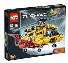 New Lego kit 1056 pcs Technic Helicopter 9396 Japan Import Free Shipping