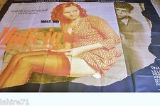MALICIA ! laura antonelli s samperi  affiche cinema geante 240x320cm 1973