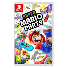 Super Mario Party De Vídeo Juego Para Nintendo Switch