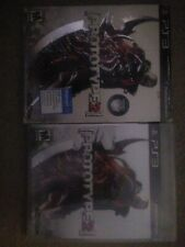 Prototype 2 PS3 Limited Radnet Edition Slipcover Brand New Factory Sealed