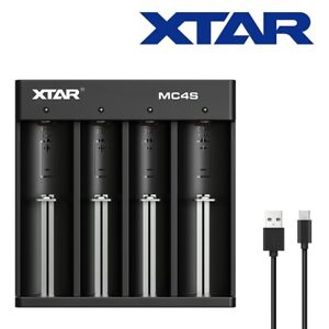 New XTAR MC4S Type-C USB Battery Charger