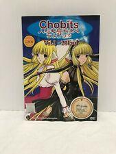 Chobits vol 1-26 (end)