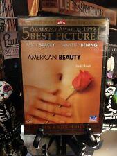 American Beauty (Dvd) The Awards Edition - Mena Suvari - 5 Academy Awards - New