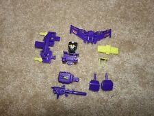 DEVASTATOR PARTS AND WEAPONS LOT #3 ORIGINAL VINTAGE G1 TRANSFORMER