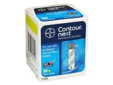 50 Contour Next Blood Glucose Test Strips Exp 02/22-Freaky Fast Shipping!