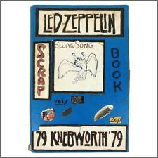 Led Zeppelin 1970s/1980s Knebworth Festival Original Scrapbook (UK)