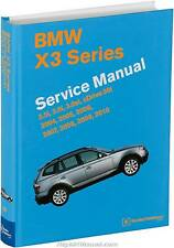 BMW X3 M54 N52 Engines Printed Service Manual 2004-2010 : BX30