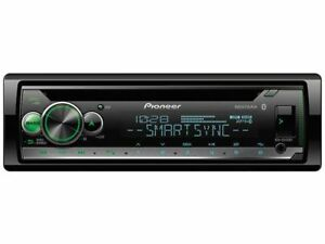 Pioneer DEH-S5100BT 1-DIN Car Stereo MP3 CD Receiver Player w/ Bluetooth USB Aux