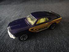 Vintage Matchbox '70 Boss 302 Mustang 1:62 1997