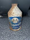 Fitzgeralds Lager Beer 2 Panel IRTP Crowntainer Cone Top Beer Can Troy NY Vtg