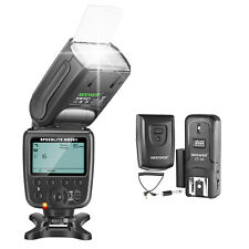 Neewer NW-561 Manual Flash with Trigger Diffuser  for Canon Nikon