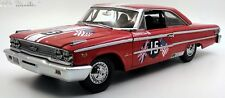 SUNSTAR 1:18 AMERICAN COLLECTIBLES 1963 FORD GALAXIE 500 XL RACING SS1472