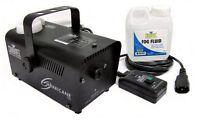 Chauvet H700 Hurricane 700 Smoke Fog Machine inc Remote & Fluid Party DJ Disco