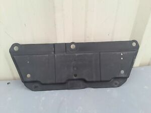 2012-2015 TOYOTA PRIUS PLUG IN REAR UNDER ENGINE SPLASH SHIELD COVER PANEL OEM