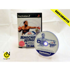 Gioco Sony Ps2 - Knockout Kings 2001 SLES-50128