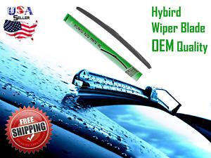 "18"" INCH Hybird Windshield Wiper Blade 18A J-HOOK OEM QUALITY"