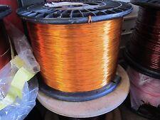 18 ROUND ESSEX FORMVAR  Copper Magnet Wire 70 LBS  .  $310.