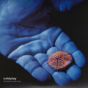 """COLDPLAY - The Blue Room EP   7"""" 45"""