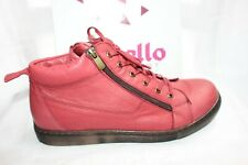 SHOES/FOOTWEAR - Cabello ankle boot EG1570 red