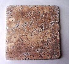"Plain travertine tile mold 6""X 6"" X 1/3"" thick"