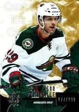 2014-15 UD Ultimate Collection #19 Jason Pominville