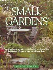 Very Good, Small Gardens, Anon, Book