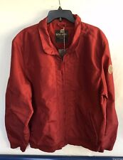 Napapijri Geographic Rainforest Red Winter Jacket Men's Sz 2XL