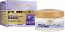 L'Oreal Hyaluron Specialist Day & Night Cream SPF 20 Smooths Wrinkles Hydrates