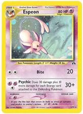 Pokemon Card - Neo Discovery 1/75 - ESPEON (holo-foil) - NM/Mint
