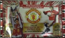 Manchester United 1997 Football Trading Cards