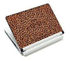 """Cheetah Print Laptop Sticker Skin Decal For 11.6-15.6"""" Sony HP Dell Acer Toshiba"""