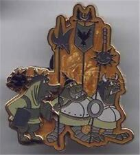 MALEFICENT'S GOONS SEARCH For Imagination 2002 EVENT SCREAM LE 3500 DISNEY PIN