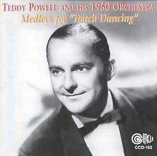 Teddy Powell-Medleys for Touch Dancing [european Import] CD NEW