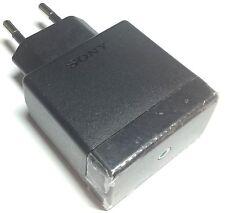 Original Sony Ericsson EP850 USB Quick Charger for Xperia S P U Travel EU Plug