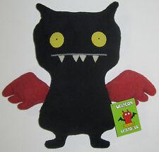 CRAZY RARE!! Black 2007 UGLYCON TOKYO EXCLUSIVE ICE-BAT Uglydoll! ONLY 25 EXIST!