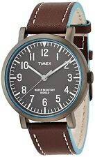 TIMEX - T2P506 Original Classic Brown/Blue RRP$159 + 2 year Warranty & Packaging