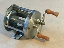 VINTAGE USA MADE ANTIQUE FISHING REEL LAKESIDE ABBEY & IMBRIE BAIT CASTING REEL