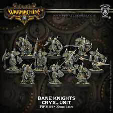 Warmachine : Cryx  - Bane Knights - PIP 34101 - NEW SEALED IN BOX