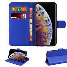 Coque Etui Carte Portefeuille Housse Cuir iPhone 5 6 7 8 Plus X XS SE 2020