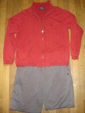 Polo veste+pantalon taille M/L voir mesures en CM +un veste offert