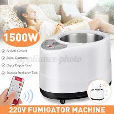 3L 1500W Generator For Sauna Steam Tent Fumigation Machine Home Steamer   ☆√