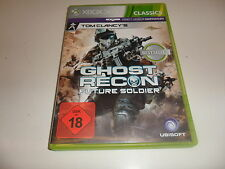 XBox 360    Tom Clancy's Ghost Recon - Future Soldier [Xbox Classics]  USK 18