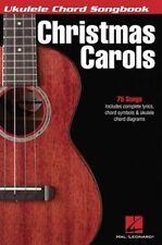 Ukulele Chord Songbook Christmas XMAS Carols Chords & Lyrics Music Uke Song Book
