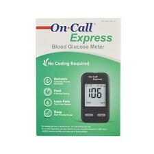 On Call Express Diabetic Testing Meter