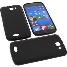 Tasche für Archos 50 Cesium Smartphone Handytasche Schutz Hülle TPU Gummi Case
