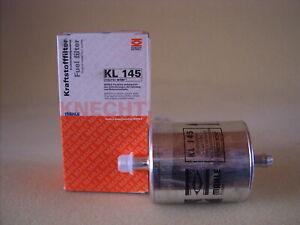 Mahle Knecht KL145 Filtro de Gasolina Combustible - BMW Motocicleta