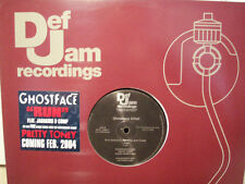 "GHOSTFACE KILLAH - RUN (12"")  2003!!!  RARE!!!  JADAKISS + COMP + RZA!!!"